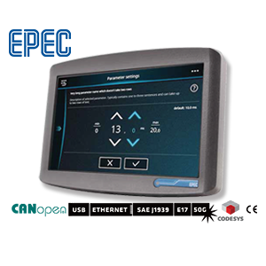 EPEC 6107 Display Unit 카탈로그